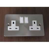 High Quality Double 13 Amp Switched Socket Manufactures