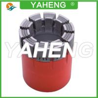 High Penetration Rate Diamond Core Drill Bit For Stone , BQ NQ HQ PQ Size Manufactures