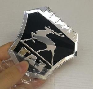 Top Quality Professional Custom 3D Car Emblem Logo or Metal Badge for Car Shop Manufactures