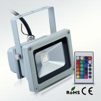 RGB color led floodlight 10W Manufactures