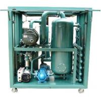 Mobile type vacuum Transformer oil treatment/ dielectric oil purification plant enclosed in cabinet and mounted with trailer for outside use Manufactures