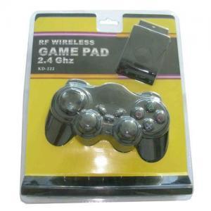 China PS2 2.4G Wireless Gamepad on sale