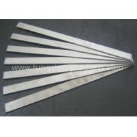 Molybdenum TZM Alloy Bars , Moly Alloy Spuare Bars Surface Machined / Black Manufactures