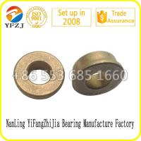 Professional factory manufacture oilless bearing supplier bronze bushing,copper based powder metallurgy Manufactures