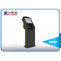 Quality Free stand social media lobby kiosk for ticketing dispenser and payment for sale