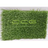 Silky Soft Monofilament Outdoor Artificial Grass Turf For Playgrounds Manufactures