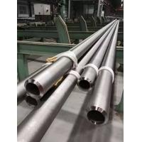 Incoloy Alloy 825 seamless pipe , Nickel Alloy Pipe ASTM B 163 / ASTM B 704, 100% ET AND HT Manufactures