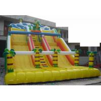 2014 New Design Inflatable Water Toys , Inflatable Water Slide Manufactures