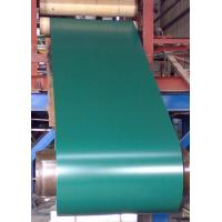SPCC Galvalume Oiled / Antifinger Color Coated Steel Coil 1mm thick , ISO9001 Manufactures