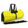 30L 500D Tapaulin Waterproof Duffel Bag Tear Resistant OEM / ODM For Men Manufactures