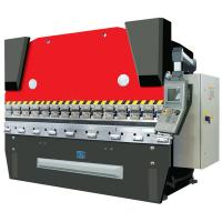 WC67Y-250T/4000 Hydraulic Plate Bending Manufactures