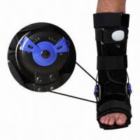 Adjustable Ankle Walker with Air Range of Motion Stops, Customized Designs are Accepted  Manufactures