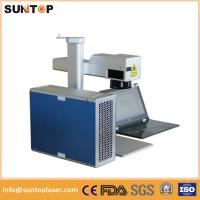 Rotary Laser Marking Machine laser rotating marking machine with power 20W Manufactures