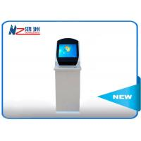 Customzied design hospital check in kiosk with coin dispenser function Manufactures