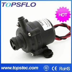 TOPSFLO dc micro pump/water pump/boiler-type safe warm-water circulation mat pump TL-A02HX Manufactures