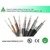 Coaxial Cable RG6 RG58 RG59 RG11 ,412, 500 ,540 Manufactures