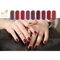 Quality Long Lasting 15ML Glossy Free Samples Color UV LED Gel Nail Polish for sale