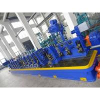 High Precision Q195 / Q235 Straight Seam Welded Tube Mill Line ZG165 Manufactures