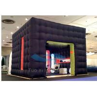 Airtight Inflatable Photo Booth / PVC Tarpaulin Party Photo Booth Tent Manufactures