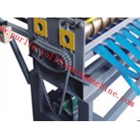 Automatic Slitting Machine Line Composed of Uncoiler , Pinch / Leveling , Slitting , Recoiler Manufactures