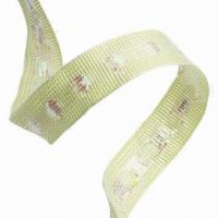 China Polka Dot Tape/Webbing for Clothing/Bags/Shoe Accessories on sale