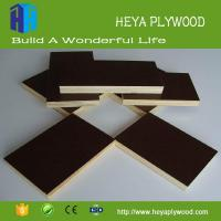 HEYA phenolic poplar resin film faced plywood for construction Manufactures
