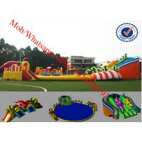 inflatable commercial water park portable water park giant inflatable water slide Manufactures