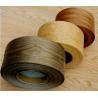 Profile Wrapping Veneer Edgebanding Veneer Rolls for Wood Moulding Baseboard Handrail Doors Manufactures
