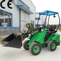 China telescopic small front end loader bucket on sale