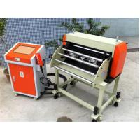 Industrial PLC Control Mechanical Feeder , CE Metal Coil Feed Blanking Machine Manufactures