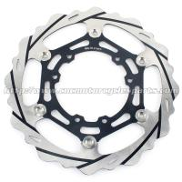 CRF250R Oversize Motorcycle Brake Parts 270mm Rotor CR125R CR250R And Adaptor Manufactures