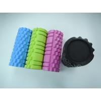 China Smooth Edge Massage Foam Roller EVA Material For Self Myofascial Release on sale