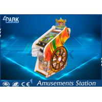 Attractive Design Amusement Park Redemption Game Machine Kids Coin Operated Game Manufactures