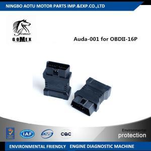 Automotive Diagnostic Tools / Vehicle Diagnostic Port OBD II Adapter Auda - 001 Manufactures