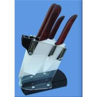 Buy cheap Ceramic knife set from wholesalers