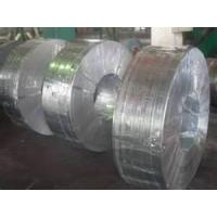 high straight 0.2mm-3.0mm hot dipped galvanized steel strip roofing material for building Manufactures