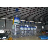 Beer Bottle Inflatable Advertising Products For Exhibition , Promotion Cumtomized Manufactures