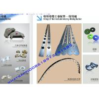 Spare Parts Of Wire Bunching Machine Tranding Bow Guide Wire Pulleys / Porcelain Eye / Tension Gun Manufactures