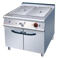 JUSTA Stainless Steel Kitchen Equipments 10L Electric Bain Marie With Cabinet Manufactures