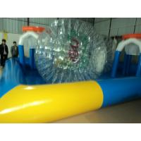 Quality New & Exciting Inflatable Water Toys Bang Bang Ball / Inflatable Water Bang Bead Ball for sale
