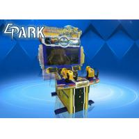Amusement Park Indoor Arcade Diamond Warrior Shooting Game Machine For 2 Players Manufactures