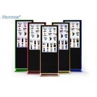 1080P Android Digital Advertising Screens With Mobile Phone Charging Station Manufactures