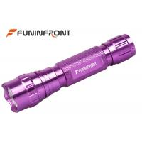 Outdoor Water Resistant 10W Powerful CREE U2 LED Torch, High Range MINI Flashlight Manufactures