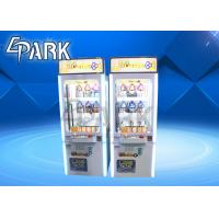 India price key master crane vending toy grabber game machine for shopping center Manufactures