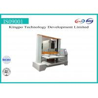 Container Carton Box Compression Strength Tester With LCD Screen Manufactures