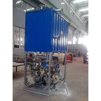 Industrial Hot Oil Electric Thermal Oil Boiler 30kw , High Heat Efficient Manufactures