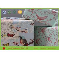 China Lightweight Metallic Wrapping Paper , Gravure Printing Vinyl Coated Wallpaper on sale