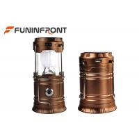 Quality Solar Lamp USB Charge Camping LED Lanterns, Water Resistant Outdoor Tent Lamp for sale