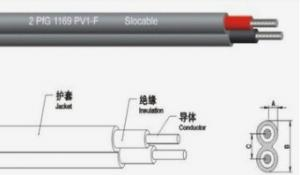 XLPE Insulation Solar PV Cable Manufactures