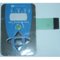 Quality PET / PC Tactile Membrane Switch , Embossed / Flat Membrane Switches for sale
